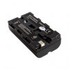 utángyártott Sony CyberShot MVC-FDR1 / MVC-FDR1E akkumulátor - 2300mAh
