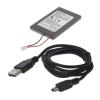 utángyártott Sony PlayStation 3 / CS-SP130SL Kontroller akkumulátor - 1800mAh