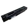 utángyártott Sony Vaio VGN-AR70B, VGN-AR71DB Laptop akkumulátor - 4400mAh