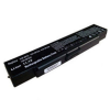 utángyártott Sony Vaio VGN-C25G/H, VGN-C25G/L Laptop akkumulátor - 4400mAh