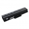 utángyártott Sony Vaio VGN-CS36TJ/J, VGN-CS36TJ/P fekete Laptop akkumulátor - 4400mAh