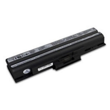 utángyártott Sony Vaio VGN-FW290JTW, VGN-FW290JVH fekete Laptop akkumulátor - 4400mAh egyéb notebook akkumulátor