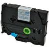 Utángyártott szalag Brother TZ-113 / TZe-113, 6mm x 8m, kék nyomtatás / átlátszó alapon