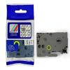 Utángyártott szalag Brother TZ-141 / TZe-141, 18mm x 8m, fekete nyomtatás / átlátszó alapon