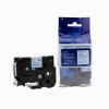 Utángyártott szalag Brother TZ-263 / TZe-263, 36mm x 8m, kék nyomtatás / fehér alapon