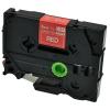 Utángyártott szalag Brother TZ-415 / TZe-415, 6mm x 8m, fehér nyomtatás / piros alapon