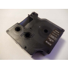 Utángyártott szalag Dymo 45811, 19mm x 7m fehér nyomtatás / fekete alapon