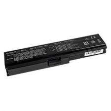 utángyártott Toshiba Satellite C650-101, C650-10W Laptop akkumulátor - 4400mAh toshiba notebook akkumulátor