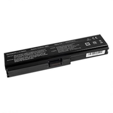 utángyártott Toshiba Satellite C665/00Q, C665/013 Laptop akkumulátor - 4400mAh toshiba notebook akkumulátor