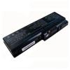 utángyártott Toshiba Satellite P200-157 / P200-15U Laptop akkumulátor - 6600mAh