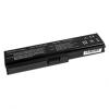 utángyártott Toshiba Satellite Pro C650/005, C650/00D Laptop akkumulátor - 4400mAh