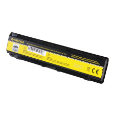 utángyártott Toshiba Satellite Pro L850-1C4, L850-1DN, L850-1DP Laptop akkumulátor - 6600mAh (11.1V Fekete) toshiba notebook akkumulátor