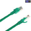 UTP kábel CAT5E zöld 1m