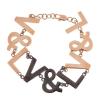 V&L Női karkötő V+L VJ0173BR