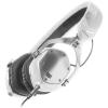 V-Moda Crossfade XS White Silver fejhallgató