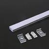 V-tac Aluminium profil LED szalaghoz (3367) Fehér