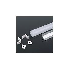 V-tac Aluminium profil LED szalaghoz (3369) Fehér világítás