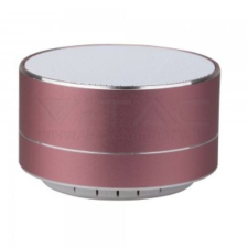 V-tac Bluetooth hangszóró 3W 400mAh - rozé arany - 7715 hangszóró