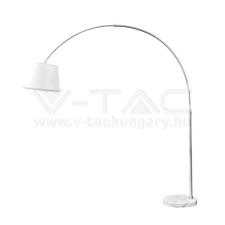 V-tac LED Állólámpa E27  - fehér - 8565 világítás