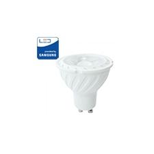 V-tac LED lámpa GU10 (6.5W/110°) természetes fehér, PRO Samsung világítás