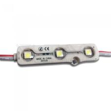 V-tac LED Modul 3SMD Chips SMD5050 IP67 Fehér 6000K - 5116 világítás
