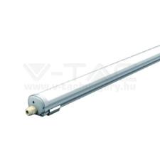 V-tac LED Vízálló Lámpa G-Sorozat 1500mm 48W 6000K - 6286 kültéri világítás