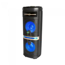 V-tac Soundor hordozható aktív hangfal vezeték nélküli mikrofonnal 120W - 7734 hangfal