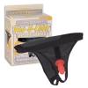 VAc-U-Lock Ultra Harness 2 hám, mini dildóval