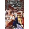 Vacuki Nobuhiro Ruróni Kensin 14. - Képregény