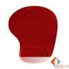Vakoss zselés egérpad piros /PD-424RD/