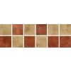 Valore Valore Granada GR17E ( 12 elemes mozaik listello) padlódekor 11x33
