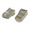 Valueline Csatlakozó RJ45 Solid STP CAT6 Dugasz PVC Átlátszó Valueline vlcp89306m