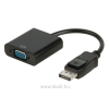 Valueline VLCP37350B02 DisplayPort [M] --> VGA [F] adapter