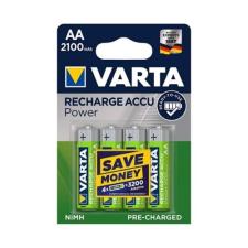 Varta Akkumulátor VARTA `Recharge Accu Power` AA 2100 mAh x 4 elemlámpa