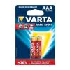 Varta Max Tech AAA 2db elem
