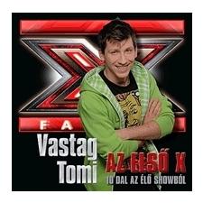Vastag Tomi - Az első X rock / pop