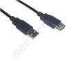 VCOM USB kábel 2.0 A apa - A anya 3m VCOM AMAF hosszabbító