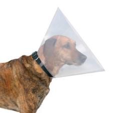 Védőgallér Xs 22–25cm/7cm kutyafelszerelés