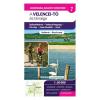 Velencei-tó és térsége kerékpáros és turistatérkép - 2., aktualizált kiadás