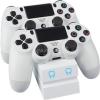 VENOM VS2737 PS4 fehér dupla töltőállomás (VS2737)