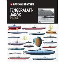 Ventus Libro Kiadó - TENGERALATTJÁRÓK 1776-1940 történelem