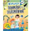 Ventus Libro Kiadó - TUDOMÁNY ÉS TALÁLMÁNYOK - KREATÍV KÖNYV