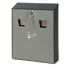 VEPA BINS Fali hamutartó, acél, VEPA BINS, szürke takarító és háztartási eszköz