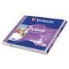 Verbatim DVD+R lemez, nyomtatható, matt, ID, 4,7GB, 16x, normál tok, VERBATIM