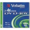 Verbatim DVD-RW 4.7GB 4X DVD lemez