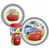 Verdák Disney Verdák, Cars micro étkészlet, műanyag szett
