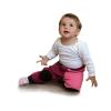 Veronika Girglová Gyermek melegítő nadrág VG kék-lime
