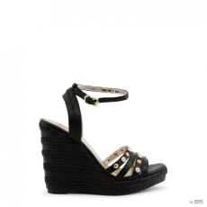 Versace Jeans női magastalpú cipő VRBS31_899_fekete