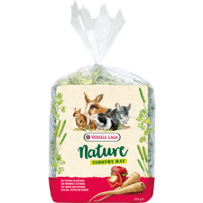 Versele-Laga Nature Timothy széna többféle ízben 0,5 kg Kaliforniai paprikával és paszternákkal rágcsáló eledel