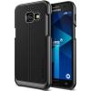 VERUS VRS Design (VERUS) Samsung Galaxy A3 (2017) Simpli Mod hátlap, tok, fekete